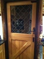 Replacement kitchen door